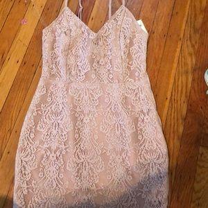 Dresses & Skirts - Women's Tight Bodice Dress